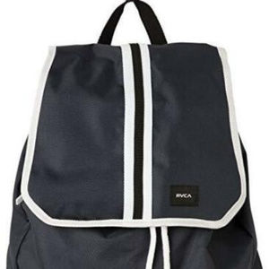New RVCA BACKPACK BAG Federal Blue FACTORY SEALED